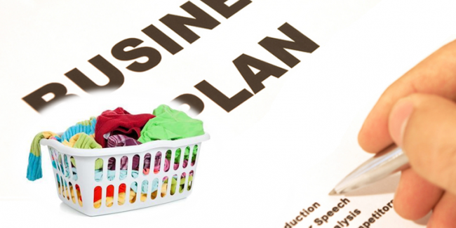 A Business Plan for Laundry Business