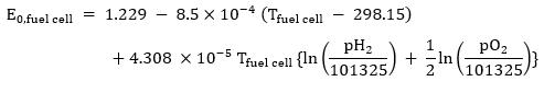 Fuel Cell System Feed-Forward & Amp; Feedback Control