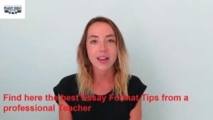 Essay Format Tips from an English Teacher