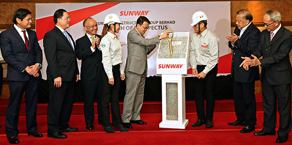 Sunway Construction Group Berhad