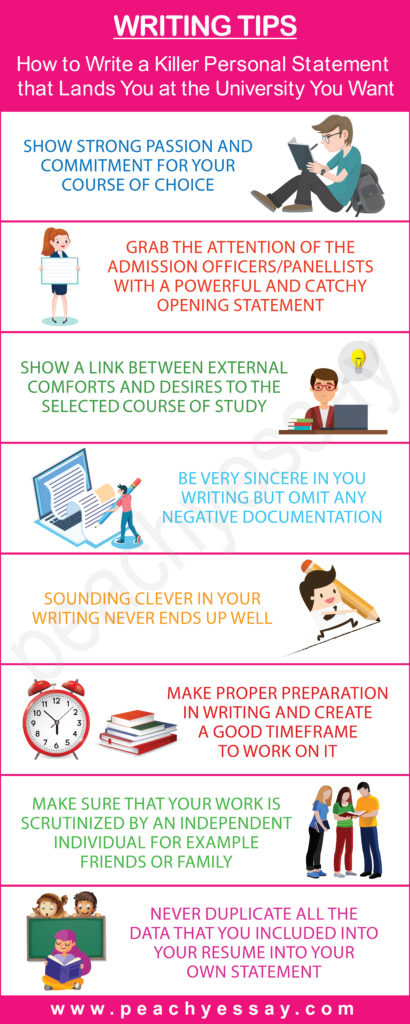 Best Ways on How to Write a Killer Personal Statement