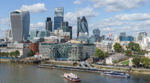 The London City: An Urban Sociological Approach