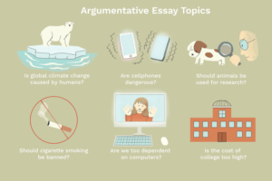 100 Outstanding Argumentative Essay Topics