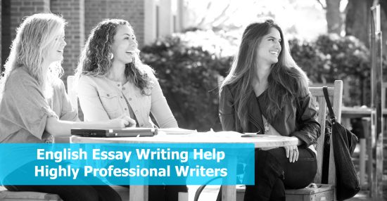 Buy English Essay Writing Services