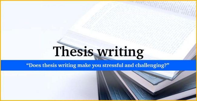 Doctoral thesis in english literature