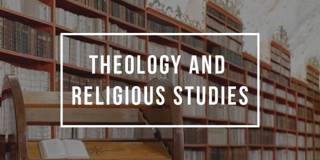 Theology and Religious Studies Writing Help