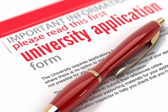 University Application Help