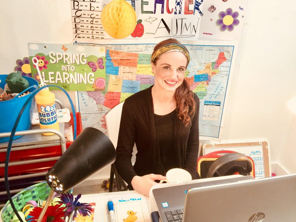 Embracing Technology in Teaching English
