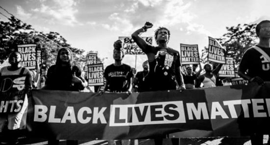 What is the role of social media in Black Lives Matter