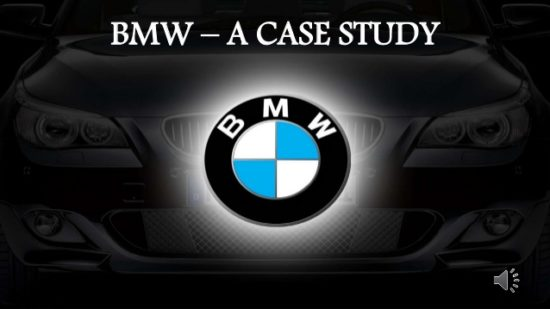 Strategic Supply Chain Management – BMW Case Study