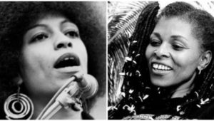 Angela Davis and Assata Shakur