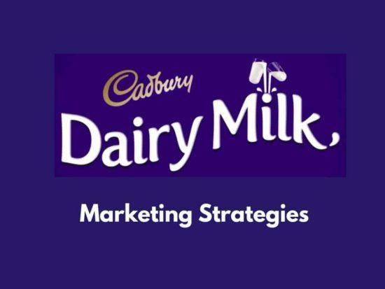 Cadbury's Marketing Strategies