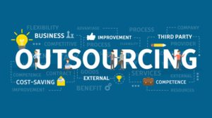Competition of Enterprises in the IT outsourcing services in India