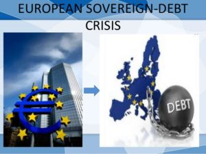 European Sovereign Debt Crisis and US-China Trade War