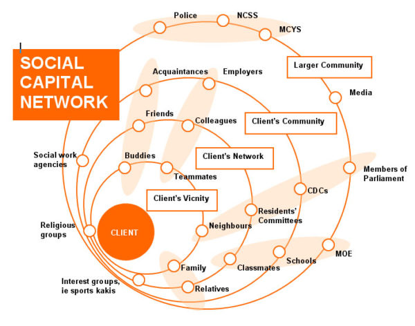 Social Network and Social Capital of Special