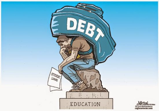 Student Loan Debt and Bankruptcy