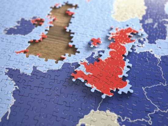 The Effect of Brexit Vote on CAPM Betas