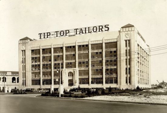 Tip Top Tailors Marketing Strategy