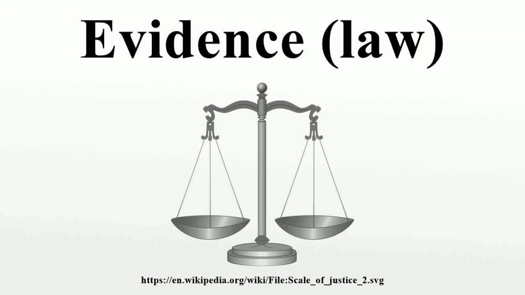 Evidence Law in the United Kingdom and the United States