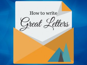 How to write great letters