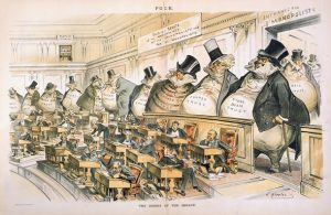 MONOPOLIES IN THE 1900'S