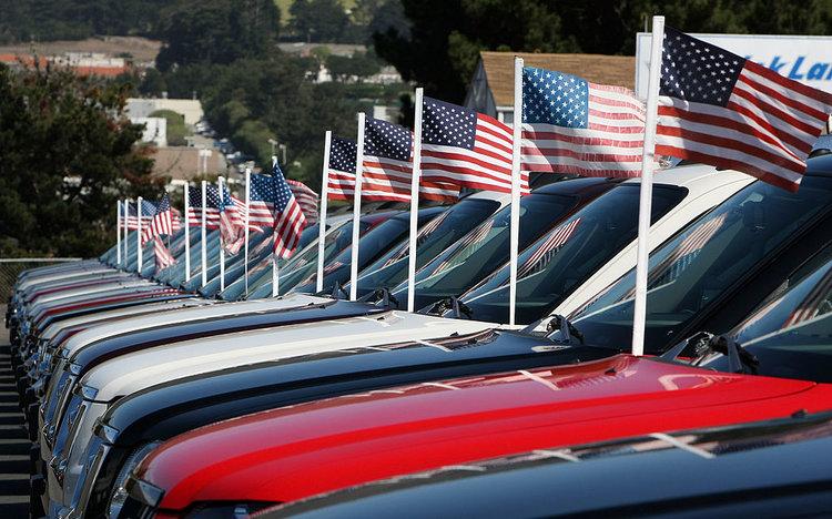 The US Automobile Industry - Economics Report