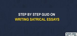 Guide on Writing Satirical Essay