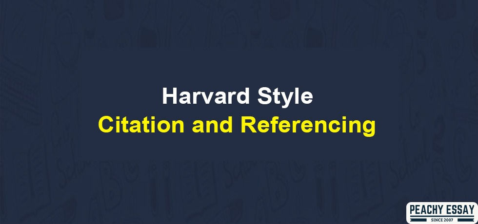Harvard Style