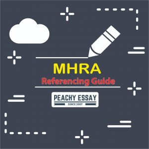 MHRA Reference Guide