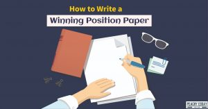 How to Write a winning Position Paper