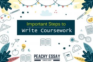 Important Steps to Write Coursework