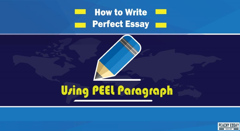 how to write essay using peel paragraph