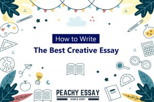how to write the best creative essay