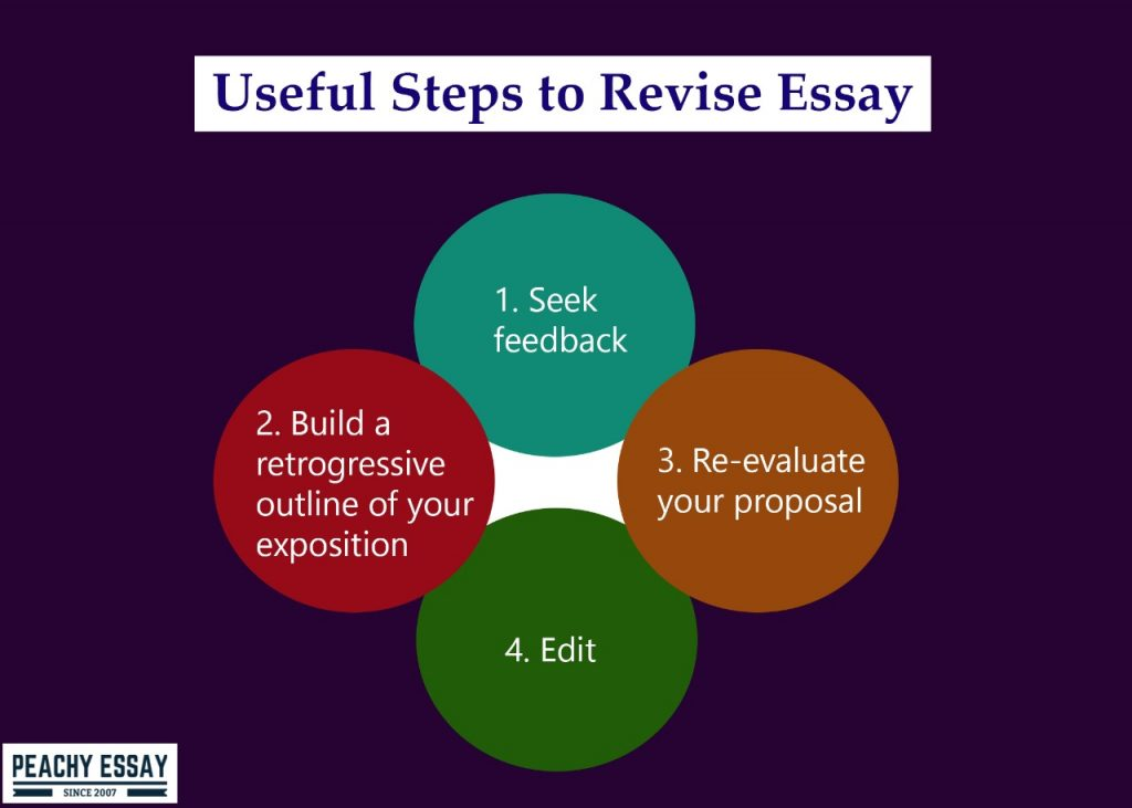 steps to revise essay