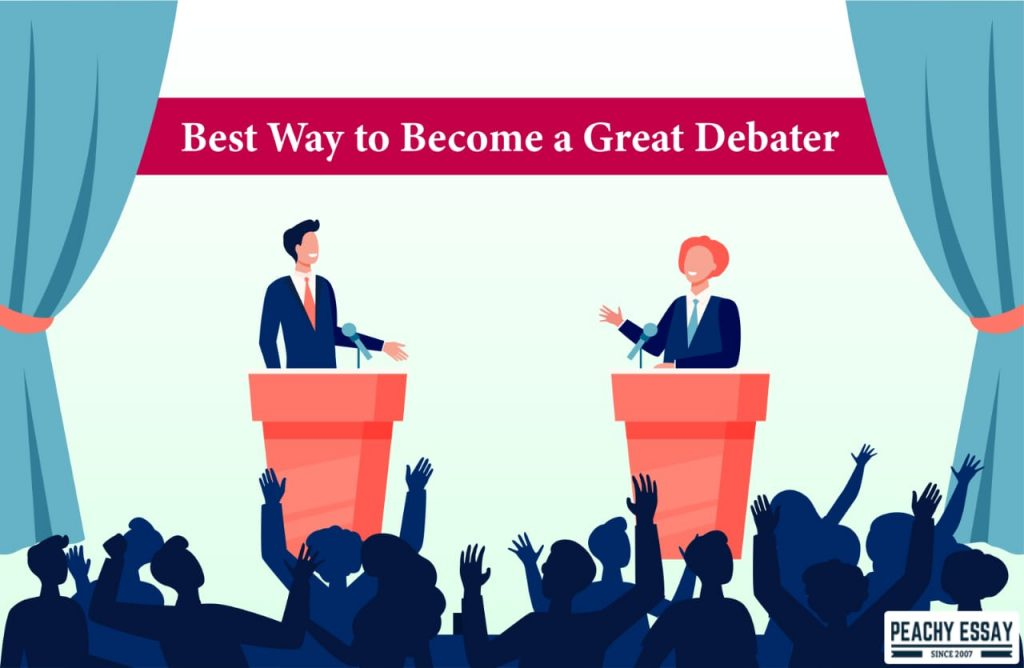 ways to become a great debater