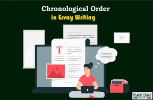chronological order in essay writing