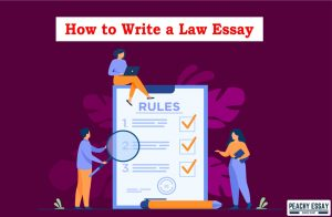 How to write a law essay
