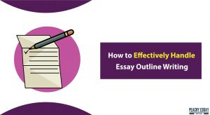 How to Write Good Essay Outline