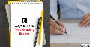 Save Time Grading Essays