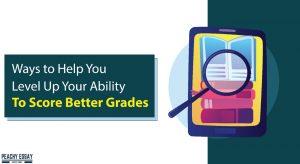 Score Better Grades